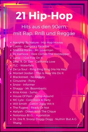 Die Besten 90er Hits