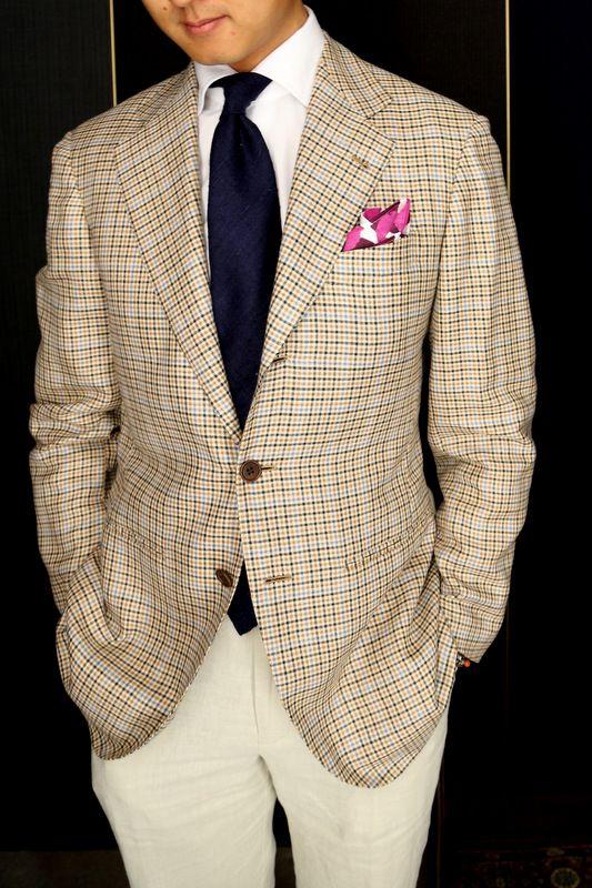 Liverano coat for summer