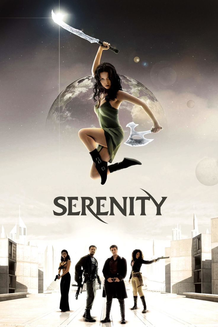The crew of the ship Serenity tries to evade an assassin sent to recapture one of their number who is telepathic.