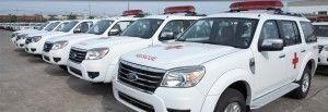 Spesifikasi Ambulance Ford Ranger | Karoseri Ambulance Ford Ranger