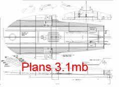 piani di barche a motore