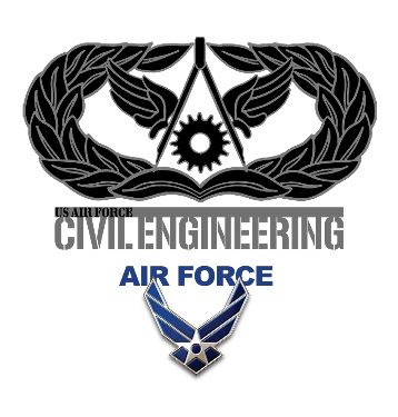USAF Civil Engineering keeping the Air Force together!