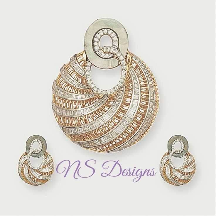 Intricately designed
