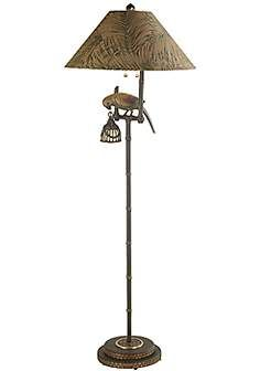 Frederick Cooper Polly By Night Floor Lamp. Tropical ...