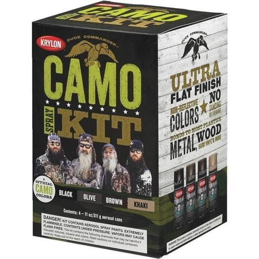 Krylon/Consumer Div Camo (Green) Spray Paint Kit K04299000 Unit: Each