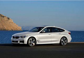 Αuto  Planet Stars: Η BMW 5 GT άλλαξε εμφάνιση και όνομα και πλέον είν...