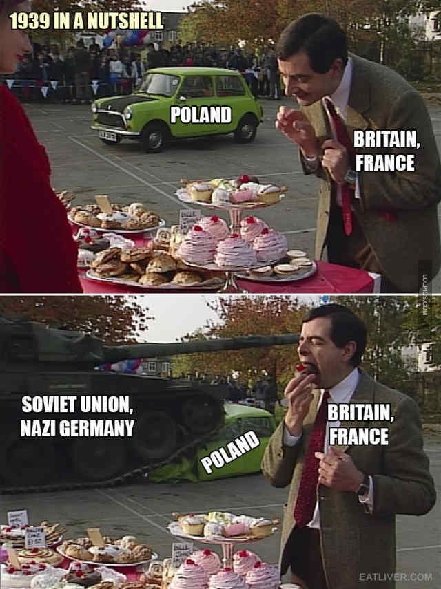 1939 In A Nutshell