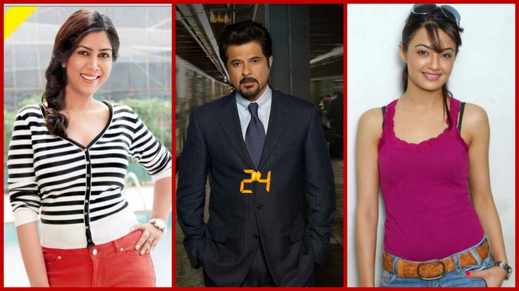 Sakshi Tanwar and Surveen Chawla join the cast of Anil Kapoor's show 24! : Tv Talks