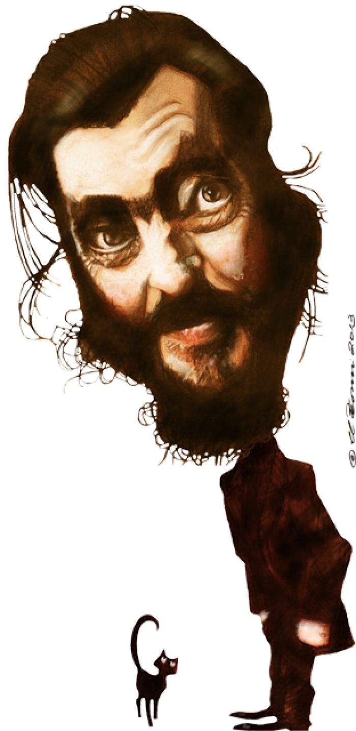 Julio Cortazar: http://www.telam.com.ar/ilustraciones/caricaturas
