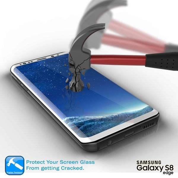 Punkcase Glass SHIELD is build with the highest quality tempered glass to obtain the best HD clear visibility. Punkcase Glass SHIELD covers the whole screen unlike other screen protectors from competitors. It also has 2.5D rounded edges, 0.33mm thick and has 9H hardness for superior protection. Punkcase designed the Glass SHIELD with an oleophobic coating which provides a smooth touchscreen experience without fingerprint residue being left behind. The Glass SHIELD has 100% Bubble-free…