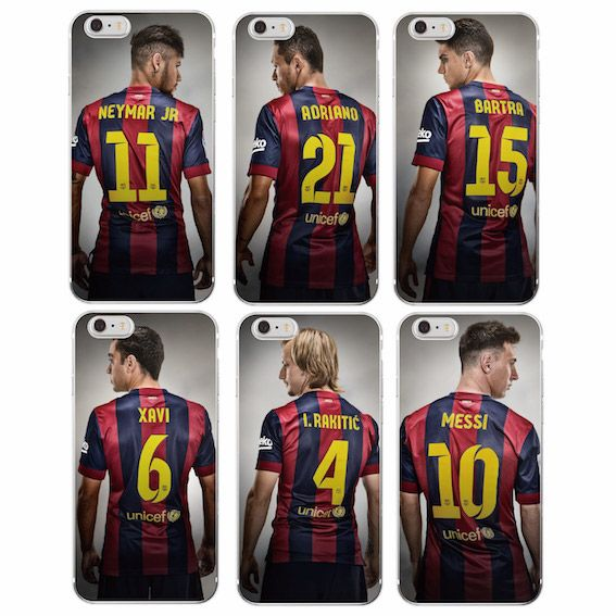 Find More Phone Bags & Cases Information about Barcelona Club Neymar Da Silva Lionel Messi Number 10 11 Soft  Phone Case fundas For  iPhone 4 5 6 7 S SE Plus SE 5C Samsung,High Quality case silicon,China case identification Suppliers, Cheap case smartphone from World Design Phone Accessories on Aliexpress.com