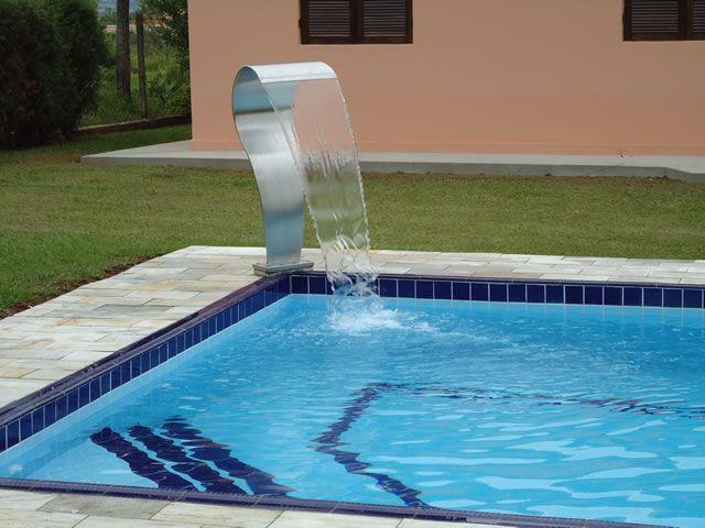 Die besten 25 piscina de alvenaria ideen auf pinterest for Modelos de piscinas campestres
