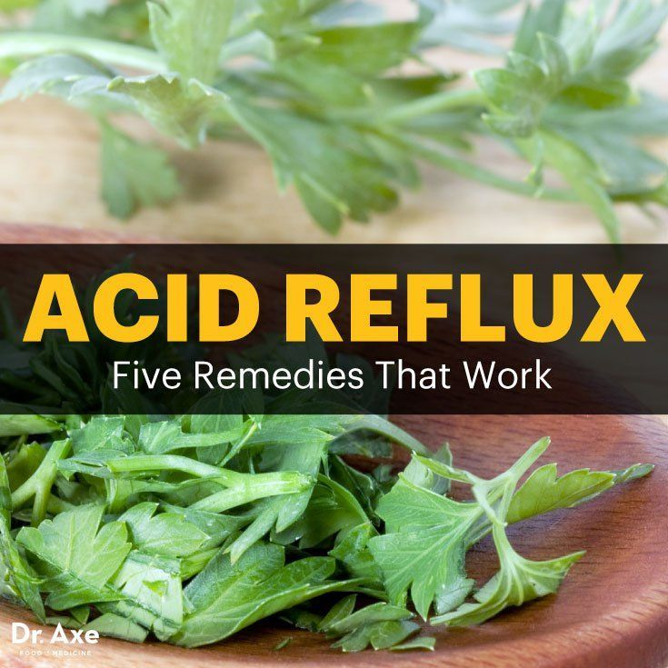 5 Acid Reflux Remedies That Work - http://DrAxe.com