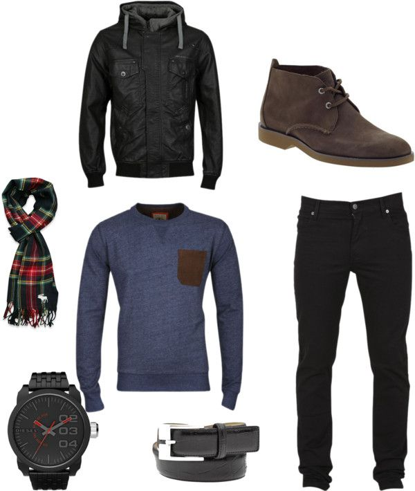 Mens Casual City Wear By Mariel021003 On Polyvore Paul My Style Pinterest The
