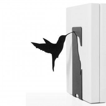 Buchstütze Hummingbird