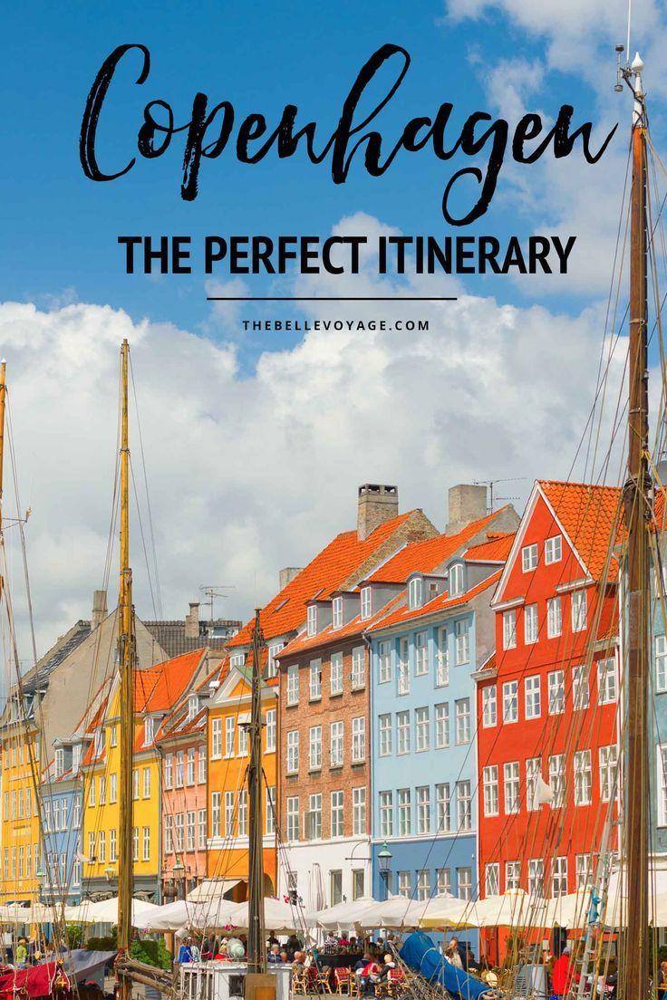 Copenhagen, Denmark – The Perfect Itinerary For First-Timers | Copenhagen Denmark Travel Guide | Things to Do in Copenhagen | Copenhagen travel | Copenhagen food | What to see in Copenhagen | What to do in Copenhagen Denmark | Copenhagen vacation