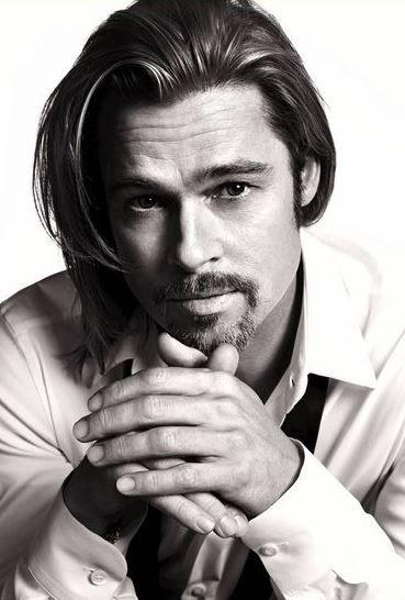 Brad Pitt, mon préf tout simplement,et ce depuis légende d'automne et rencontre avec Joe black <3