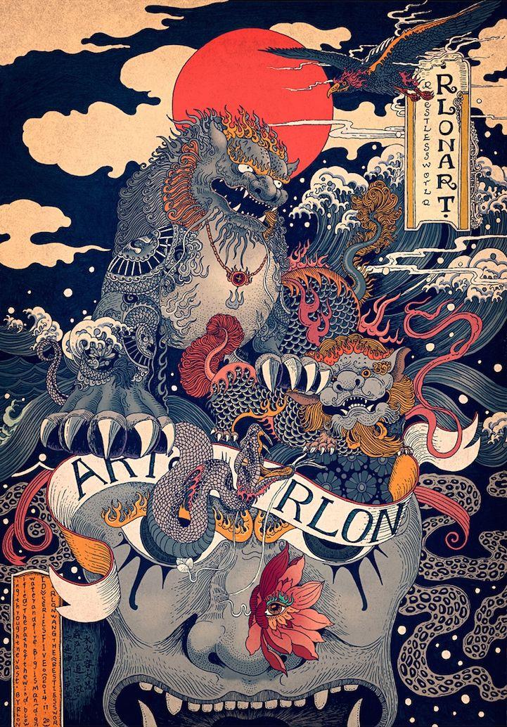 39 best images about Asian Mythology on Pinterest | Legends ...