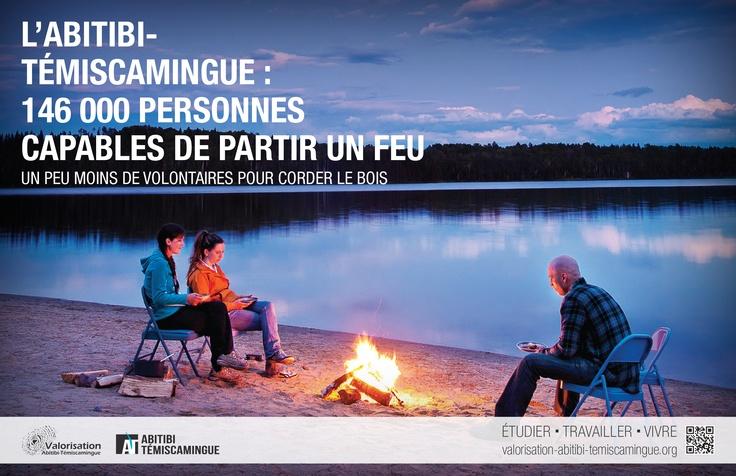 Parc national Aiguebelle Photo: Hugo Lacroix @Valorisation Abitibi-Témiscamingue