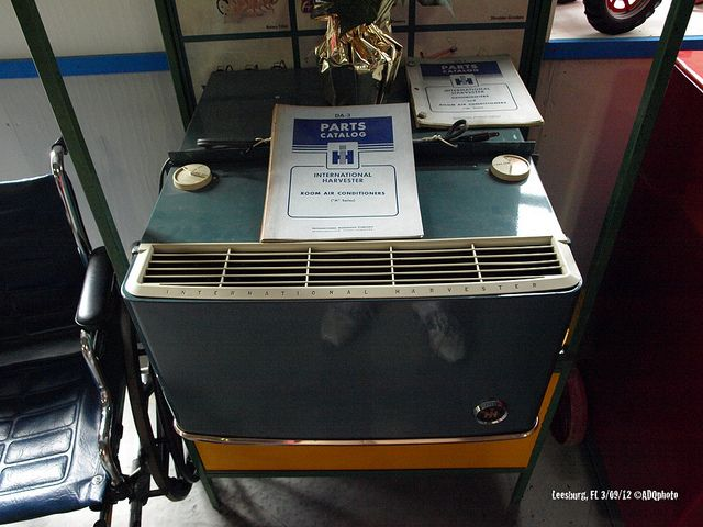 International Harvester Air Conditioner : Best vintage air conditioning images on pinterest
