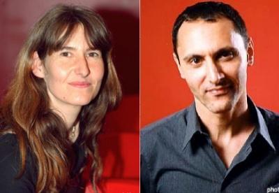 Edition 8 - Jeudi 22 Novembre 2012  Laetitia Masson et Mirwais Ahmadzai aux #CreativeMornings Paris