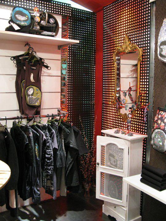 Pop Up de Esther Voltà, un rincón con mucho encanto en www.quantik.net