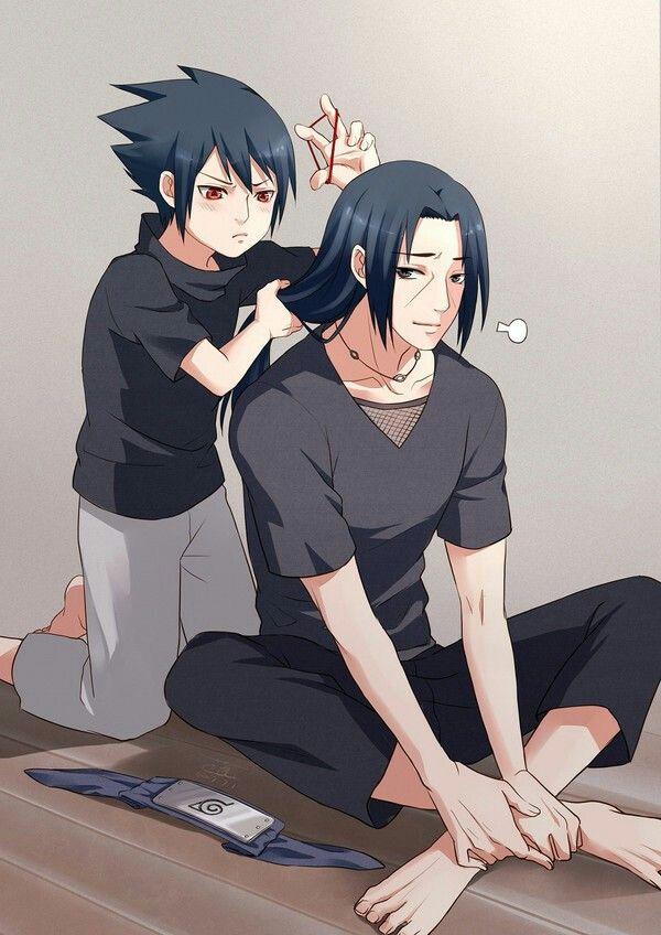 Sesshomaru Family Itachi | Itachi | Naru...