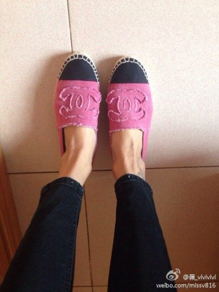 Новая коллекция Весна и лето 2014 женская обувь европейских и американских небольшие ароматные рыбак обувь холст обувь на плоской подошве пе ...