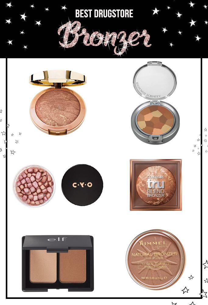 Best Bronzer And Blush: Best 25+ Drugstore Bronzer Ideas On Pinterest