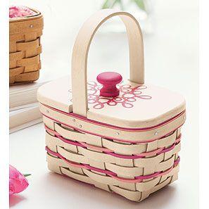 Longaberger Horizon of Hope basket
