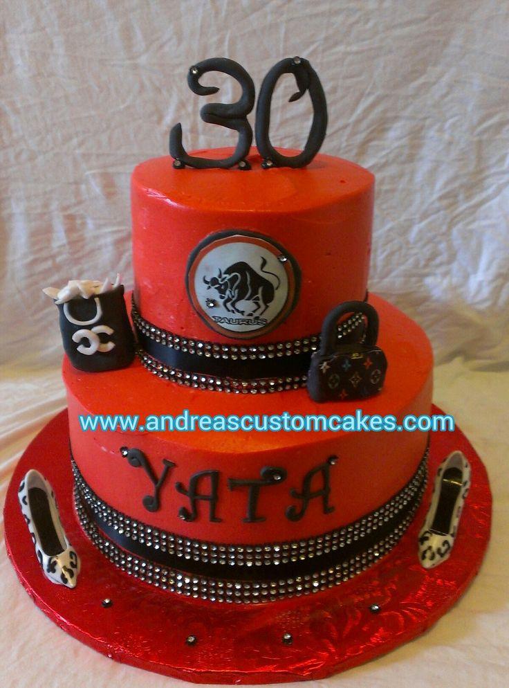 Red Velvet Birthday Cake Kansas City