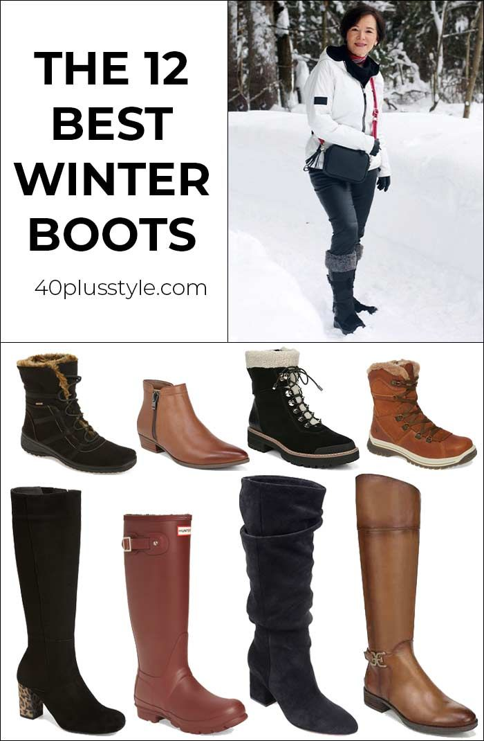 best winter boots for women in shops
