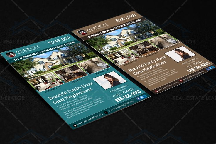 Realtor Branding Template, Real Estate agents that invest in there selves.by Real Estate Lead Generator #realestatemarketing
