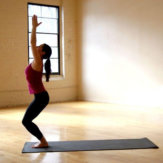 Bikini Ready yoga workout for beginners