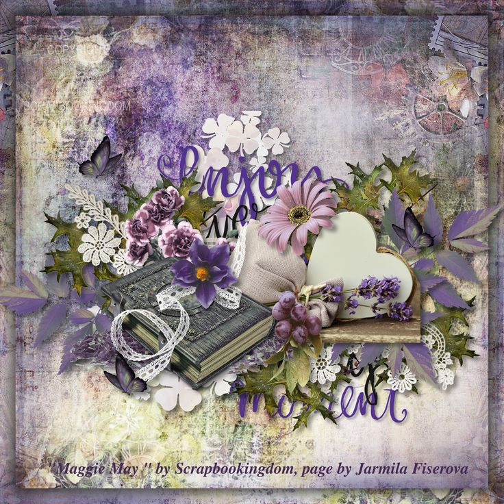 """""""Maggie May"""" by Scrapbookingdom, https://www.etsy.com/au/listing/514223957/digital-scrapbook-papers-cu-ok-12-papers?ref=shop_home_active_1, https://www.etsy.com/au/listing/514221083/feminine-scrapbook-kit-maggie-may?ref=shop_home_active_2, photo Pixabay"""