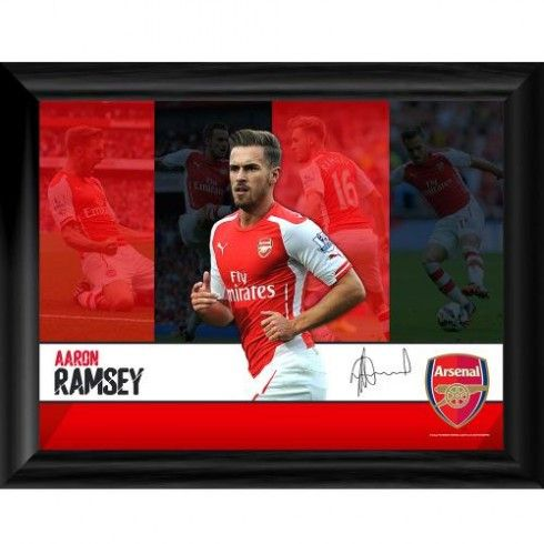 Arsenal F.C. Framed Print Ramsey 16 x 12