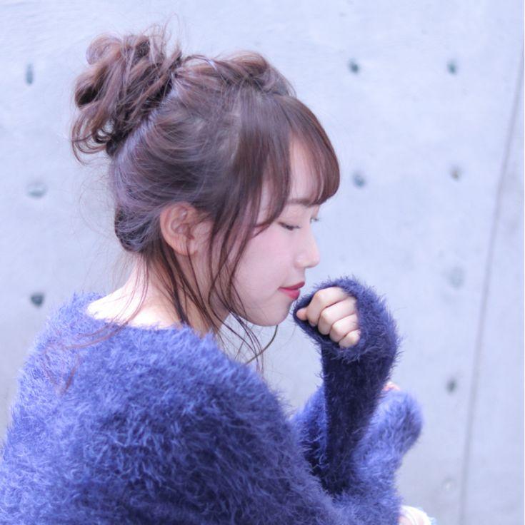 ロングさんにおすすめまとめ髪アレンジ特集♡簡単で、忙しい朝にもおすすめ!