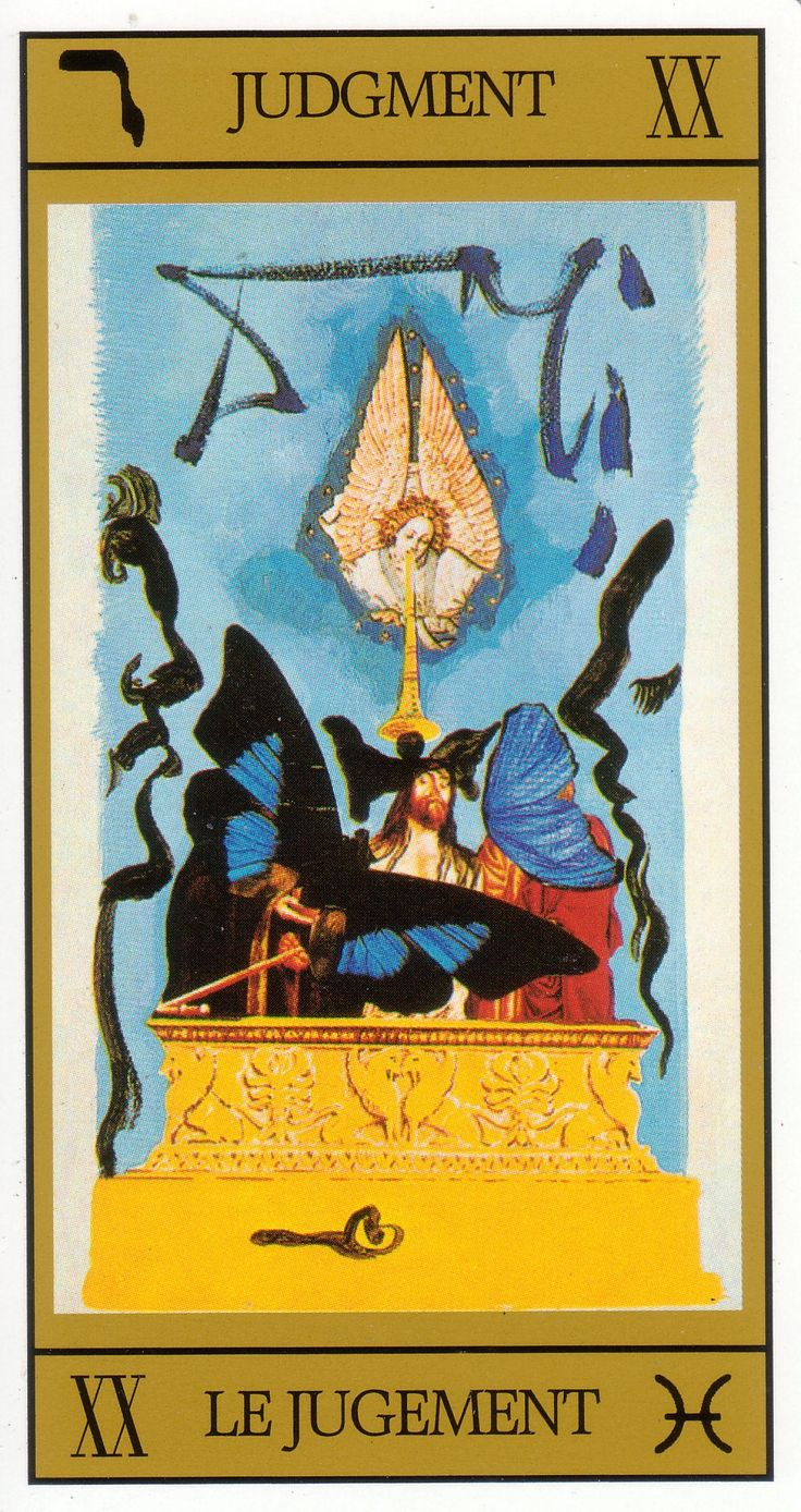 Tarot Universal Dali - Google Search