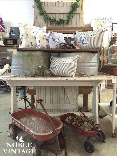 Noble Vintage: Rebel Junk Vintage Market 2016