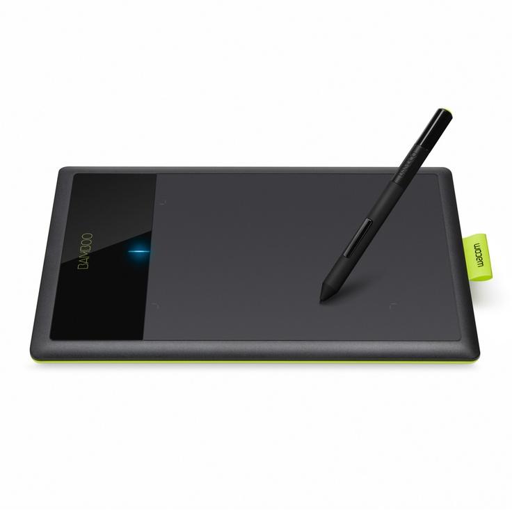 Mesa Digitalizadora Bamboo Connect Pen USB Wacom - CTL470 - - Informática - Mesas Digitalizadoras na Wal-Mart