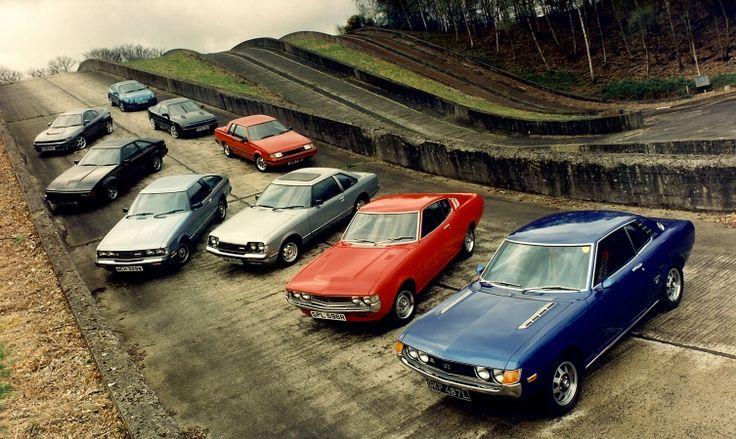 The Toyota Celica - History - Toyota