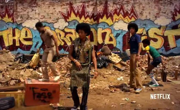 'The Get Down' Trailer: Baz Luhrmann's Netflix Music-Driven Drama Follows Rise Of Hip Hop In 1970s New York