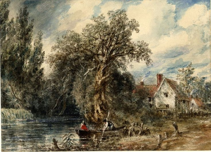 Tips on writing a paper on John Constable?