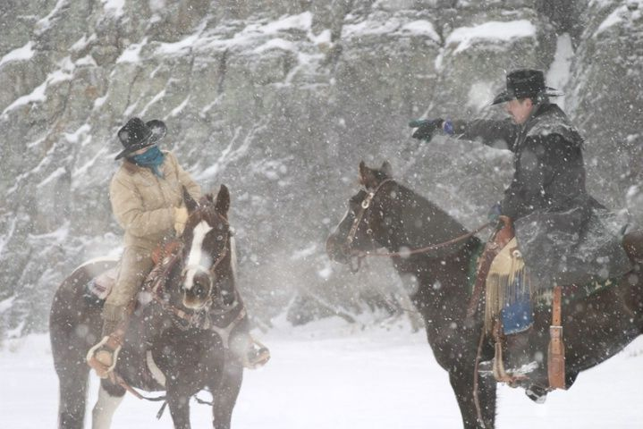Rain Shine Or Blizzard Ranch Life Pinterest To Be