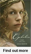 I studied Hamlet in high school, and enjoyed this take on the story through the eyes of a significant female character.  Ophelia, motherless from an early age, is independent and intelligent.  She and Hamlet fall in love, but Hamlet is prince of Denmark and their love is forbidden.  When Hamlet's father dies, Hamlet sees his ghost, and their lives are thrown into turmoil.  An unconventional ending keeps the reader guessing.  -Joanne