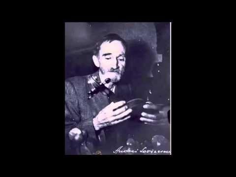 Ascultă Vocea lui George Bacovia la Radio România Cultural | Inimă de javră