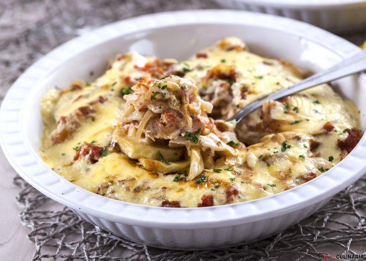 10 receitas de bacalhau cremosas - Teleculinaria