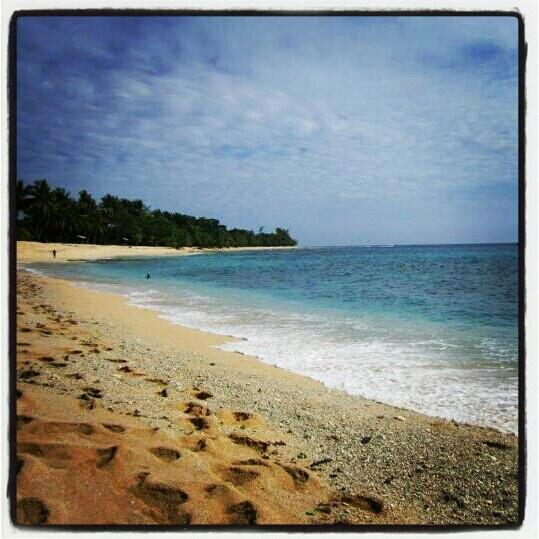 BaseG Beach Jayapura Papua