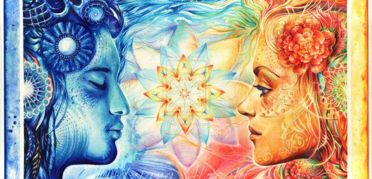 Anima & Animus: Harmonize Your Feminine And Masculine Energies