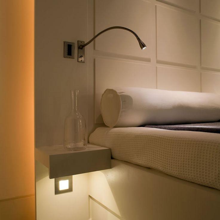 bedside lighting. contemporary bedside cama led bedside reading light  john cullen lighting inside bedside g
